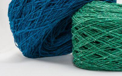 Naujos Pure Silk spalvos