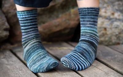 Kleckai ir kojinės